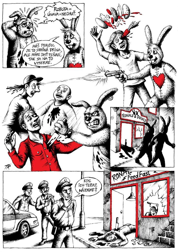 Ronald & Donald: Rýchle jedlo, strana 4