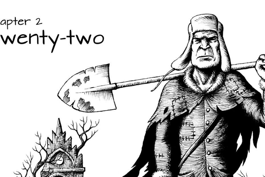 Undertaker 2: Twenty-Two