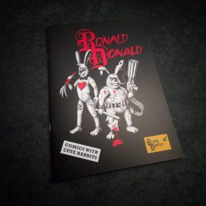 Ronald & Donald Comic book