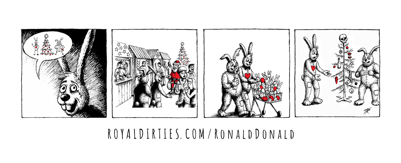 Ronald & Donald: The winter is coming